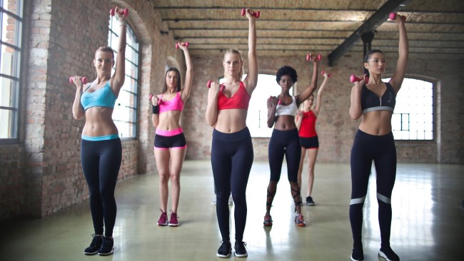 Fitness programmes New York