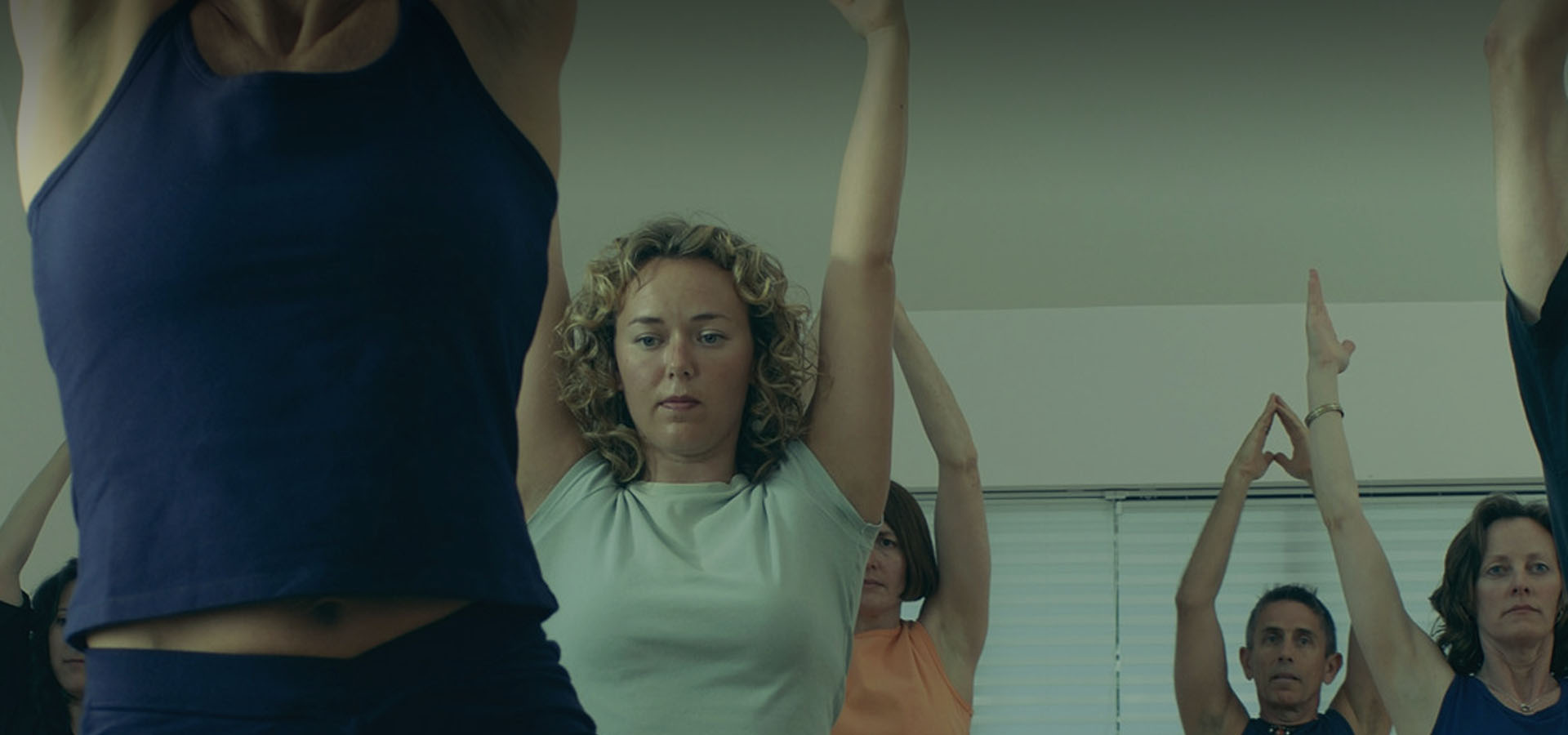 Office workout video